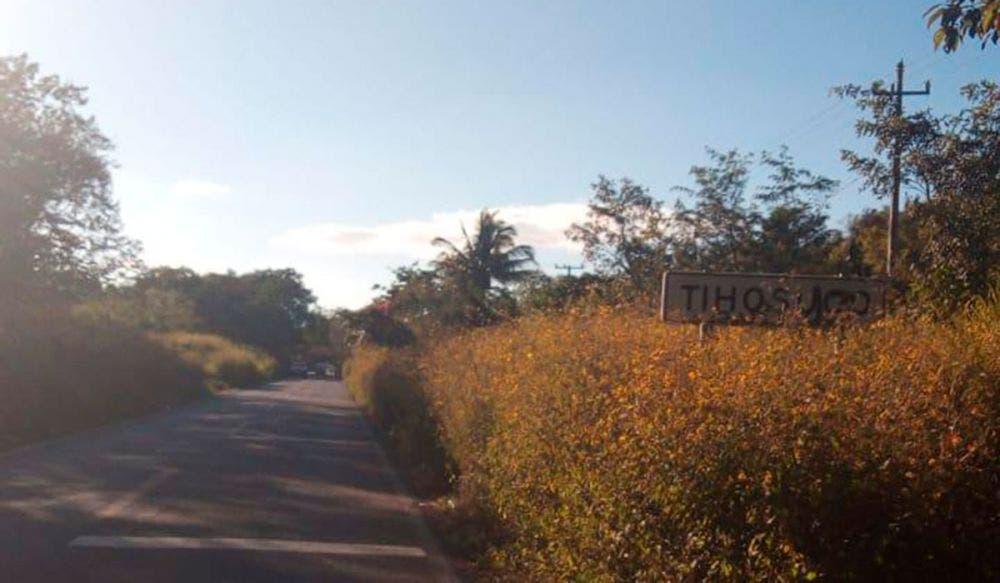 Campesinos de Tihosuco abren el paso en el tramo FCP - Valladolid