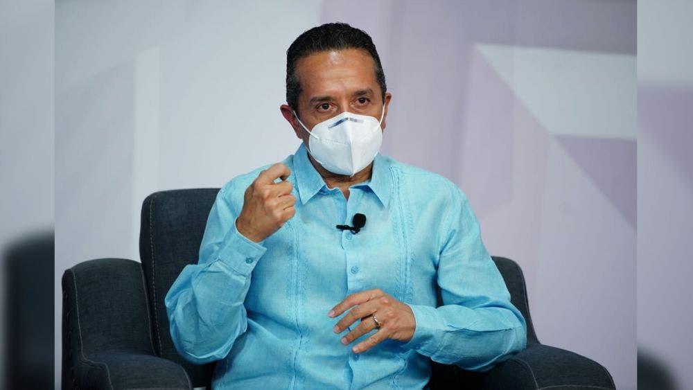 Cinco mil 400 dosis de la vacuna contra la covid-19 se han aplicado a personas mayores de 60 años en Quintana Roo: Carlos Joaquín