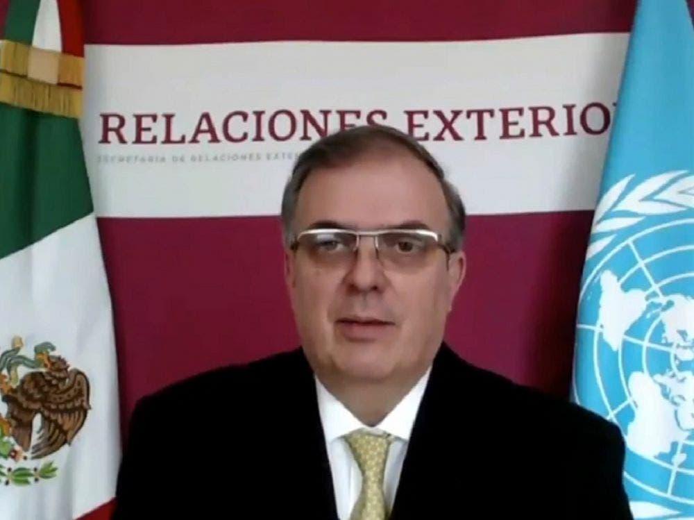 Distribución equitativa de vacunas, exige México en ONU