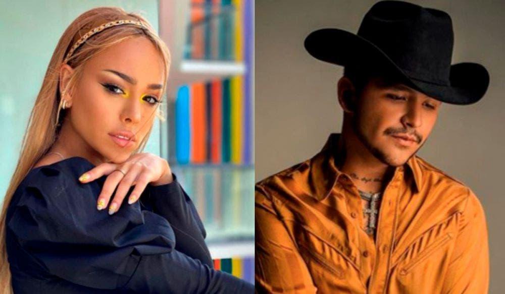Christian Nodal rechaza hacer dueto con Danna Paola