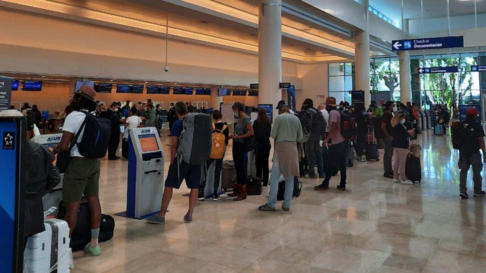 Aumenta conectividad aérea el Caribe Mexicano