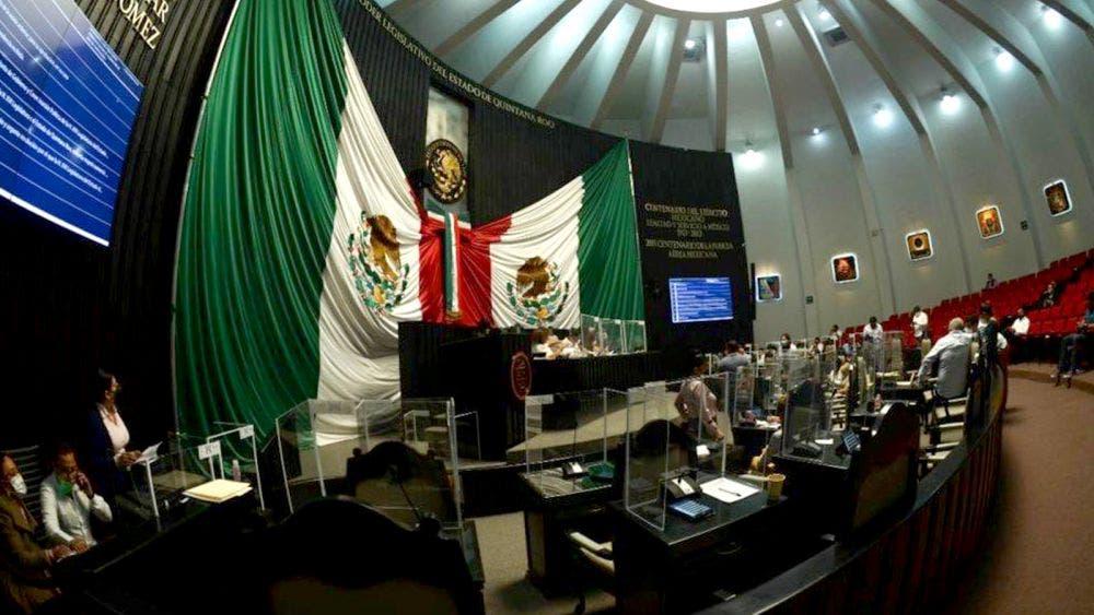 Bancada del PAN en congreso de Quintana Roo aun sin coordinador
