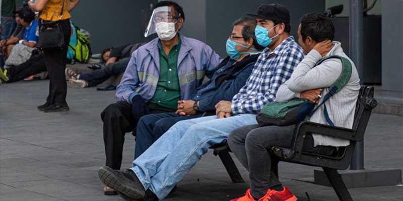 Ya son 180 mil 107 muertos por coronavirus en México