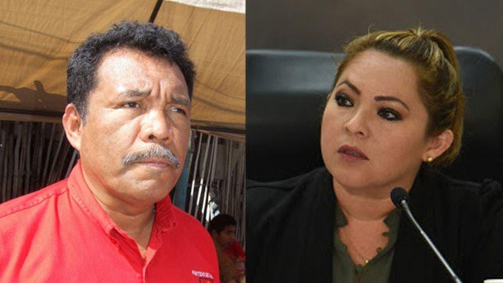 Echan a los diputados Hernán Villatoro y Ana Pamplona del PT
