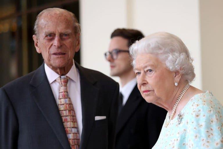 Hospitalizan al Duque Felipe de Edimburgo de manera preventiva
