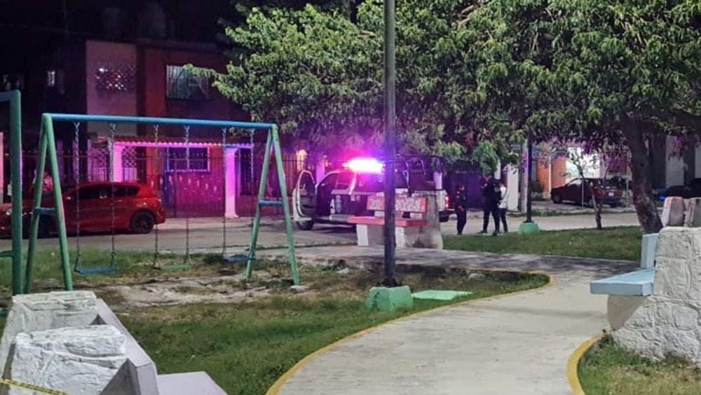 Ejecutan a una persona mas en fraccionamiento de Cancún