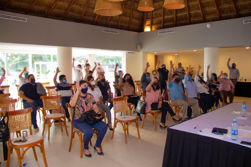 Encabezan cinco mujeres lista de las plurinominales del PAN en Quintana Roo.