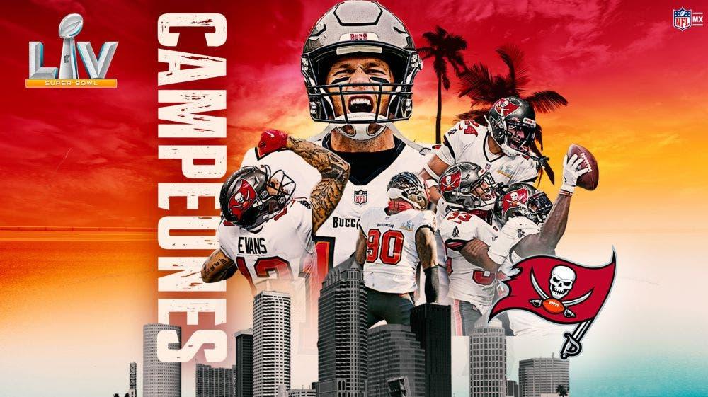 NFL: Bucaneros es campeón del Super Bowl 2021