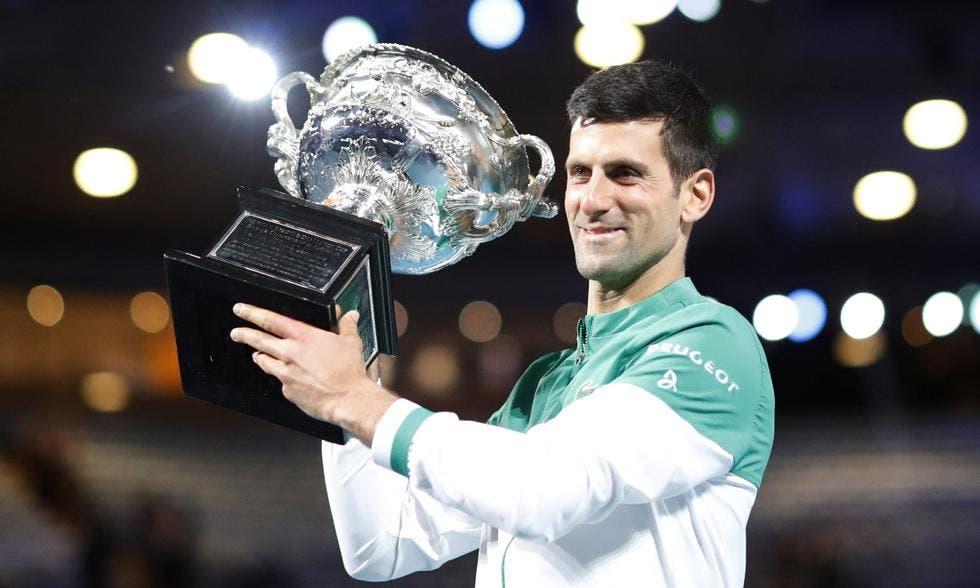 Novak Djokovic conquista su noveno Australian Open