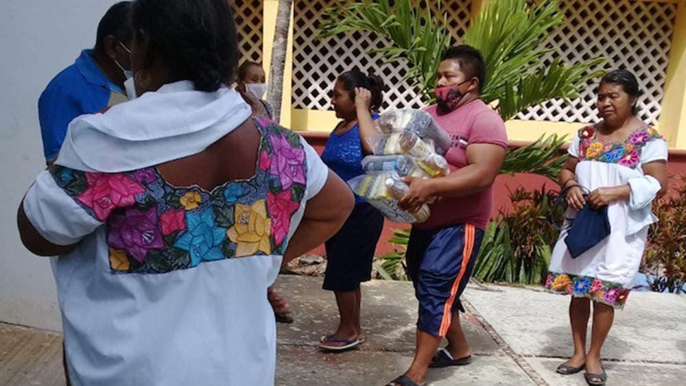 Llega apoyo de Fundación Simi a comunidad San Cosme