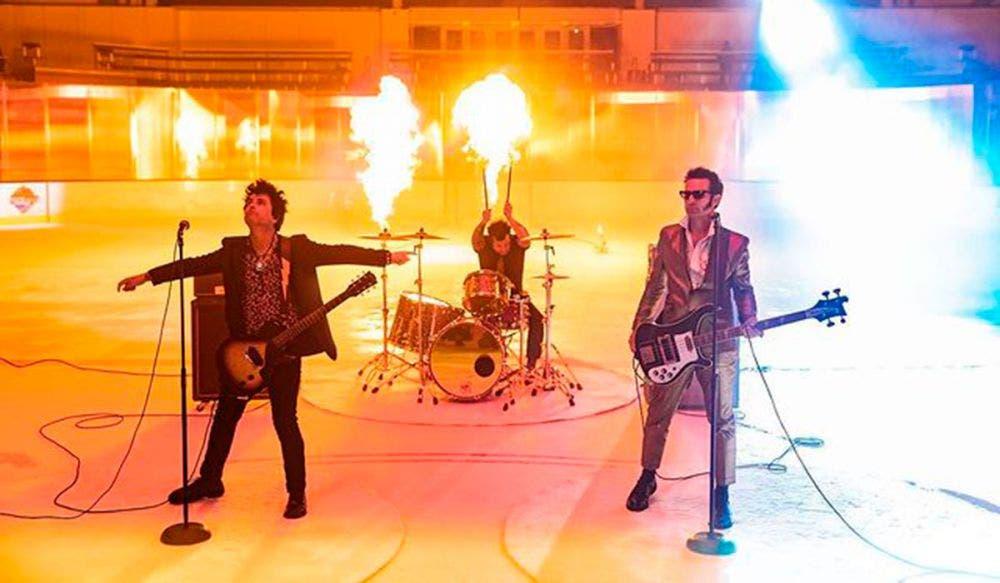 Green Day serán quienes ofrezcan el concierto previo del Super Bowl LV