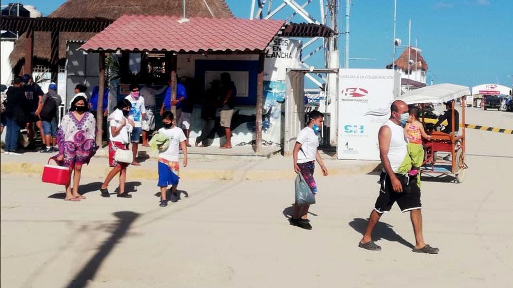 Se estabiliza ocupación turística en Holbox