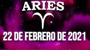 Consulta tu horóscopo de hoy lunes 22 de febrero de 2021