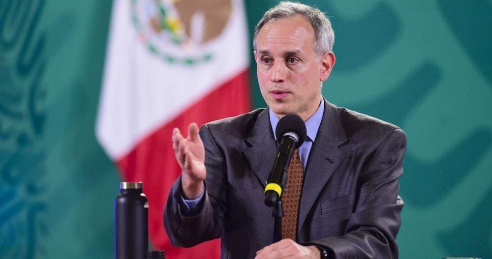 Hugo López-Gatell da positivo a Covid-19