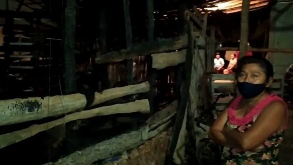 Incendio deja en la ruina a abarrotera en Jose Maria Morelos