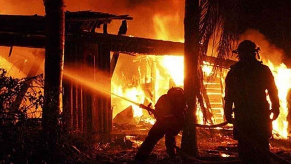 Se incendia domicilio en León y mueren dos niñas