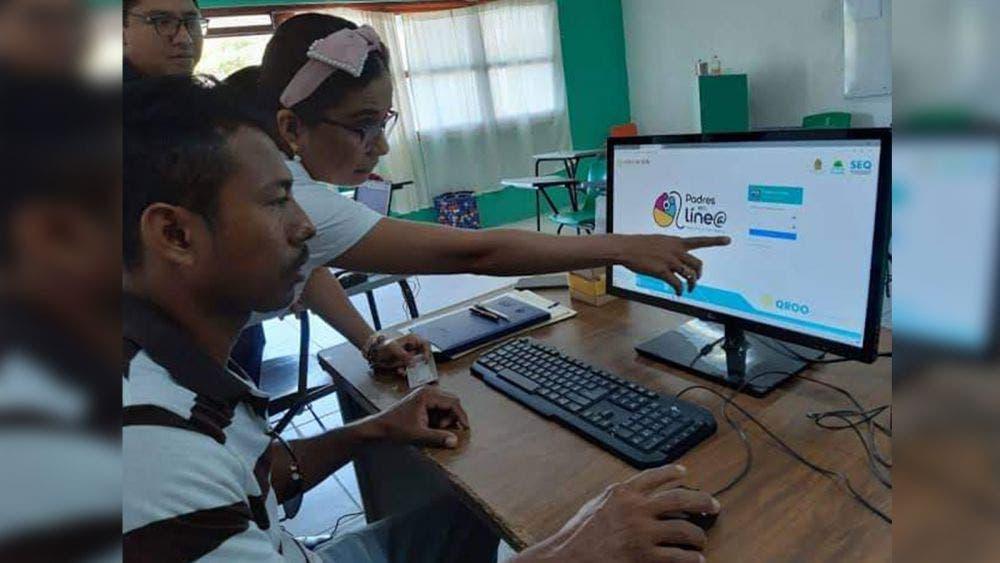 Inicia inscripción de alumnos de nivel básico en Quintana Roo