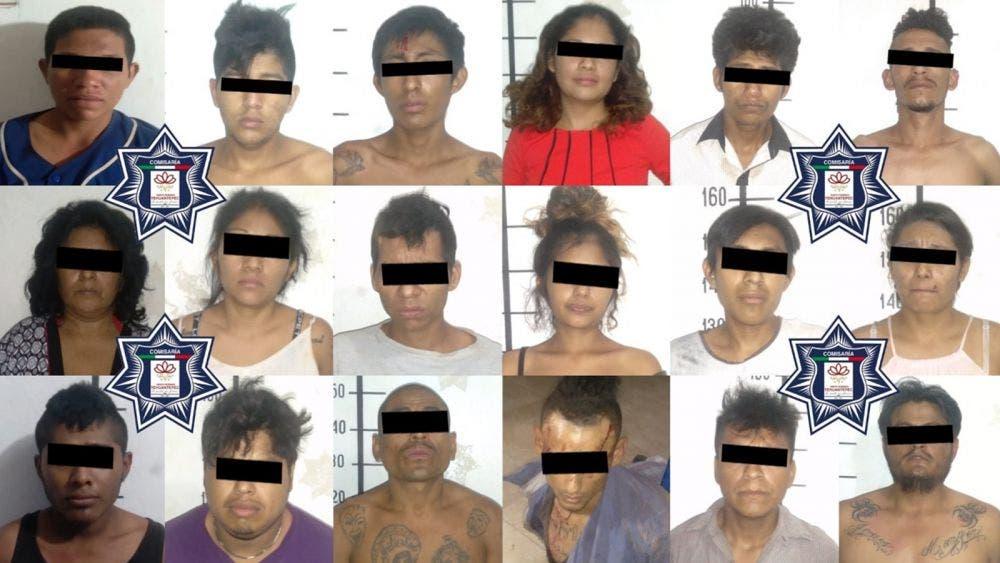 Rescatan policías a ladrones, pobladores de Oaxaca pretendía linchar
