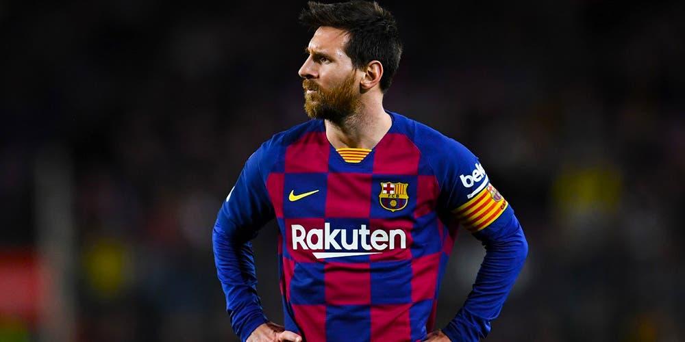 El Presidente llega a México en el avión de Messi