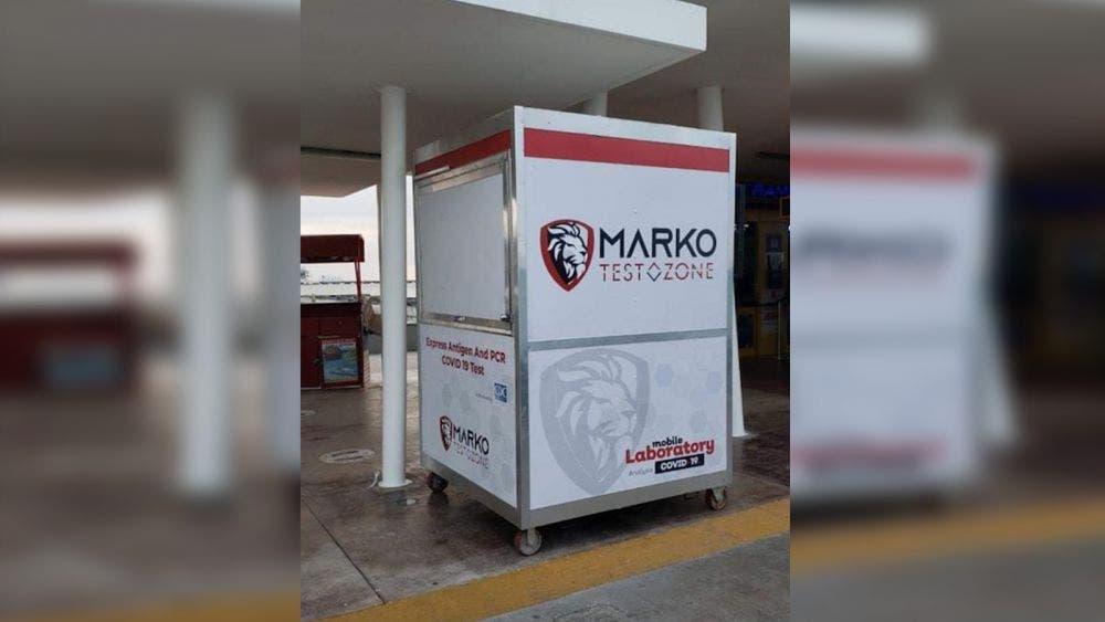 Instalarán módulo de pruebas covid en terminal marítima de Cozumel