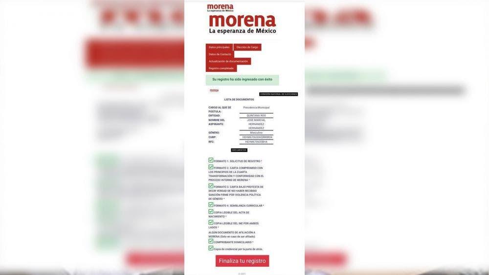 Avalancha de aspirantes de Morena a alcaldía de José María Morelos