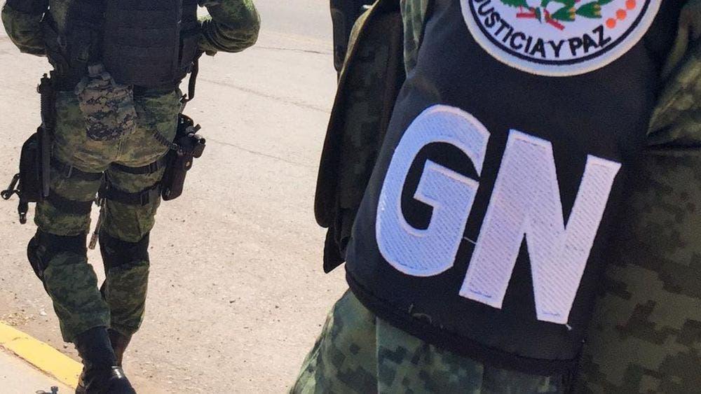 Balacera en Jalisco deja un elemento de la GN muerto