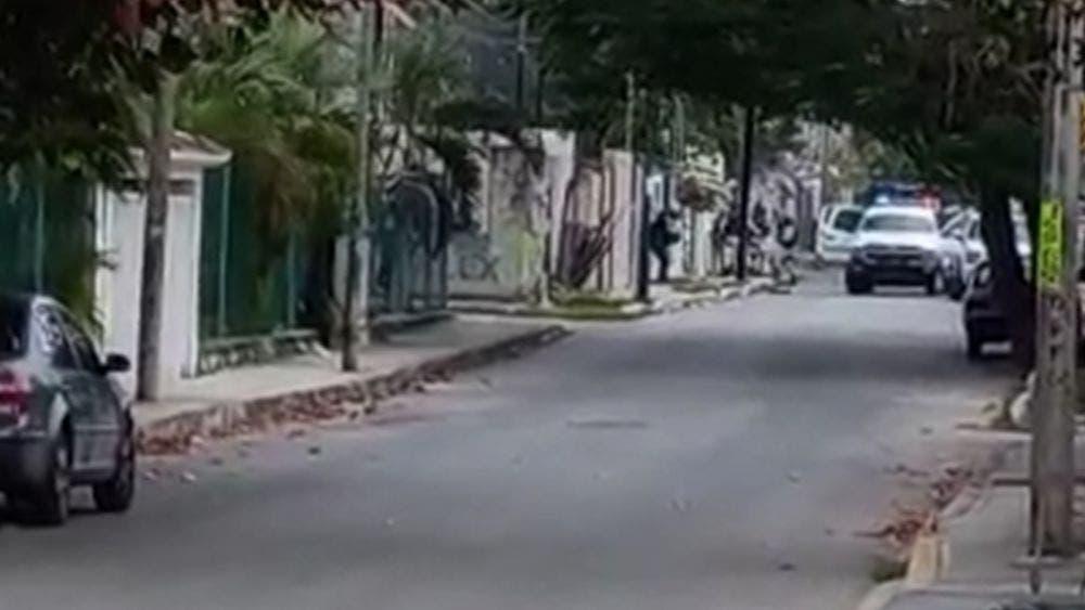 Video: Rescate de secuestrados deja dos muertos en Cancún