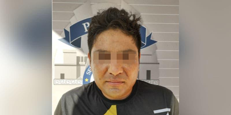 En Playa del Carmen detienen a narcomenudista y extorsionador.