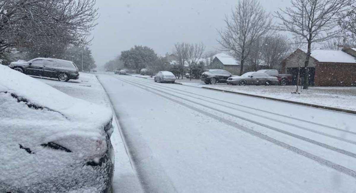 Debido a las nevadas de los últimos días que han afectado Texas, Joe Biden, emitió declaratoria de desastre mayor para esa entidad.