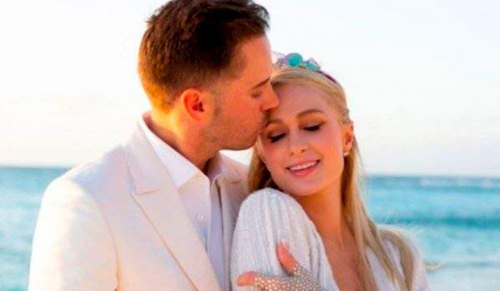Paris Hilton anuncia boda en su cumpleaños 40