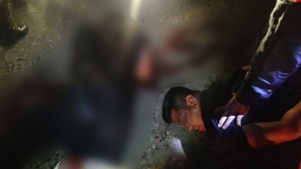 Detienen a policía presunto integrante de banda delictiva en Tabasco