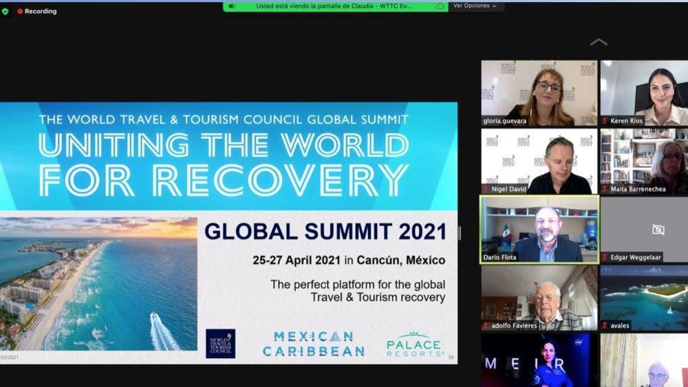 Reactivación de Quintana Roo, ejemplo mundial en turismo: CPTQ