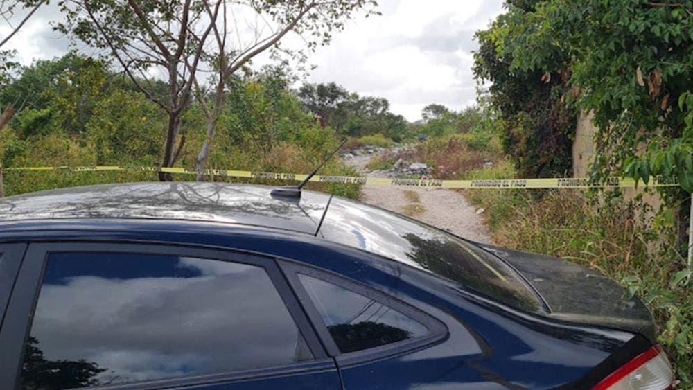 Encuentran cadáver embolsado en la región 227 de Cancun