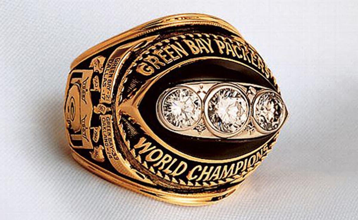 Hijo pierde anillo de su papá; era campeón del Super Bowl