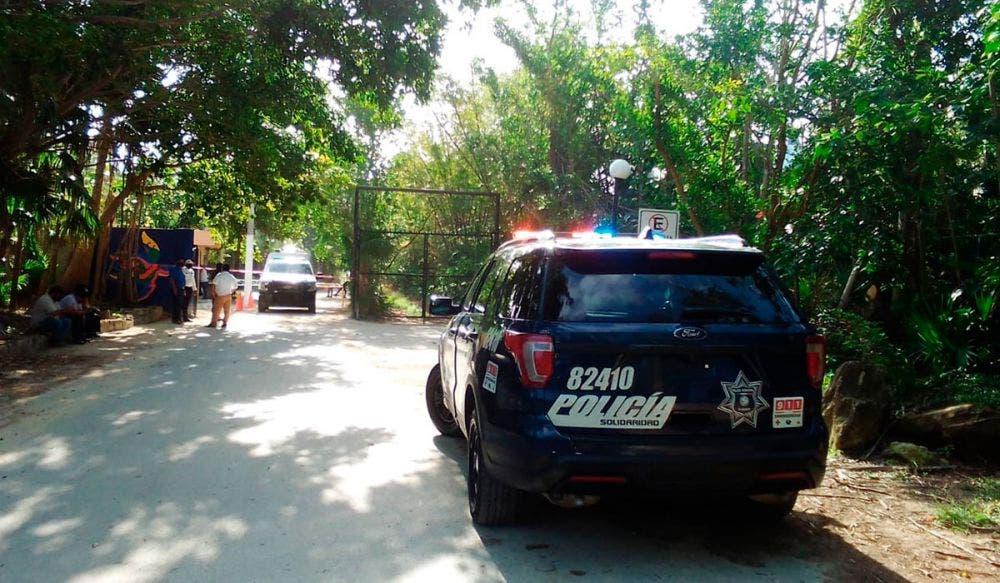 Se registra balacera a la altura del hotel de Playa del Carmen