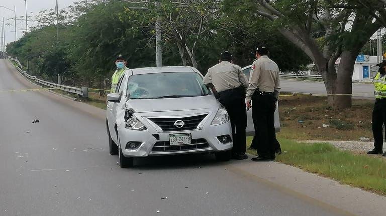 Mérida: Adulto mayor muere camino al hospital luego de haber sido atropelladoMérida: Adulto mayor muere camino al hospital luego de haber sido atropellado
