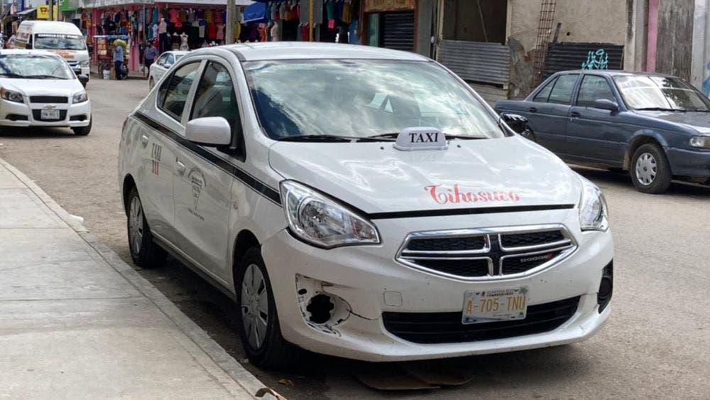 Agonizan taxistas de Tihosuco por restricciones sanitarias