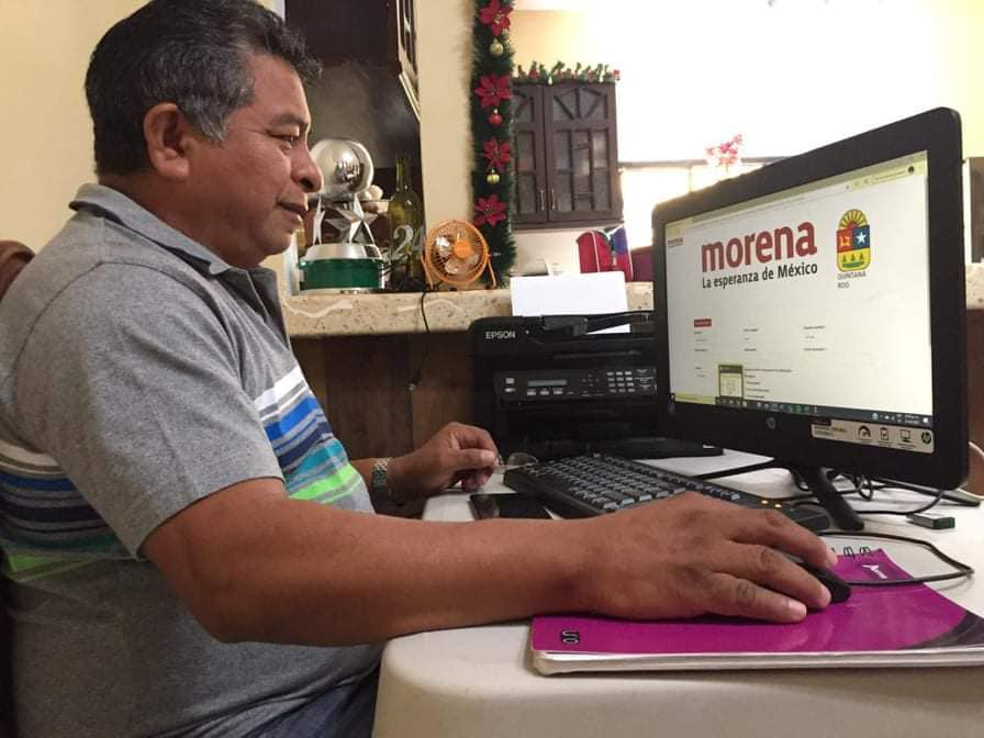 Disputa la Presidencia Municipal de FCP por Morena.