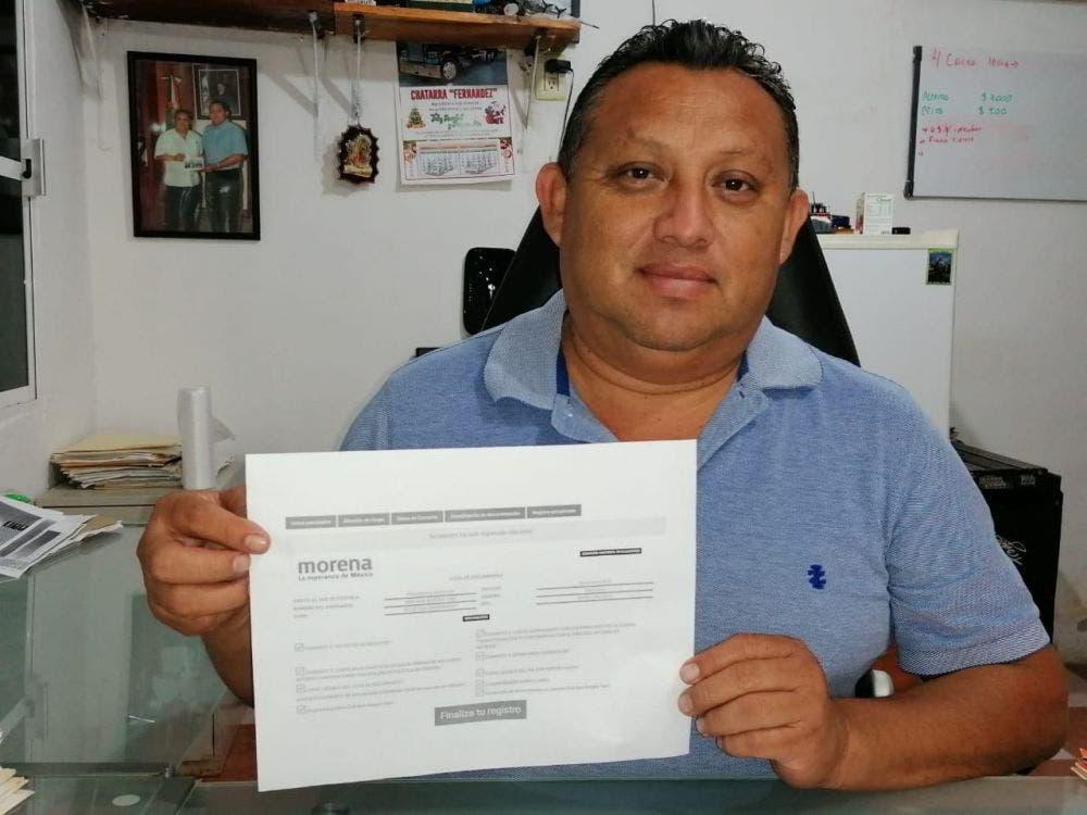 Se apuntan cinco por Morena para la Presidencia Municipal de JMM.