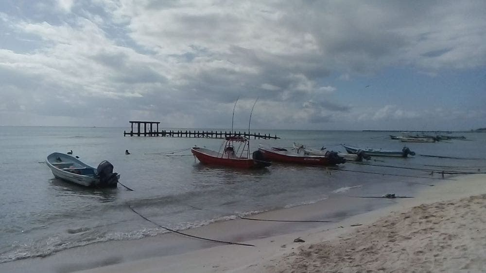 Olvidada la infraestructura náutica en Playa del Carmen.