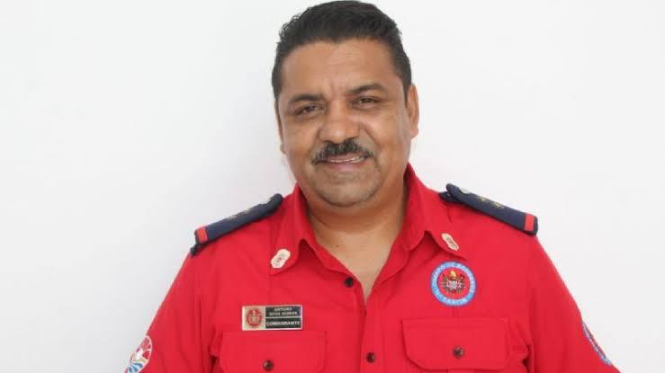 Tras polémico video, Arturo Sosa toma riendas de bomberos en Cancún.
