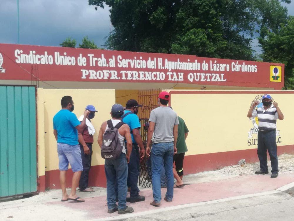 No hay para renovar dirigencia del sindicato burócrata en Lázaro Cárdenas.