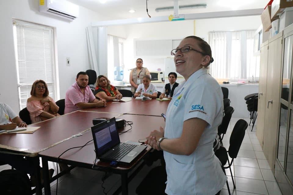 Reconocen desabasto de vacunas para recién nacidos en Zona Maya.