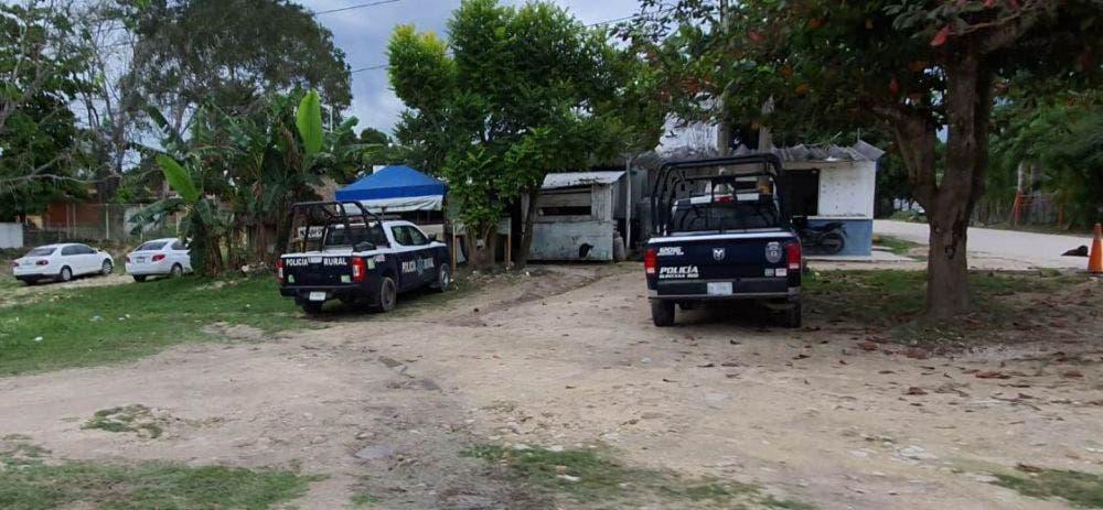 En precarias condiciones opera la Policía Rural en OPB y Bacalar.