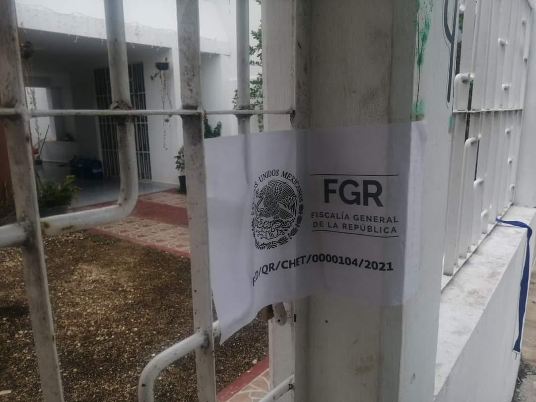 Decomisan droga y dólares en narcocateos en Chetumal.