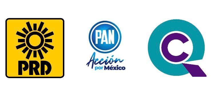 Apuesta coalición por encuestas para candidato en Benito Juárez.
