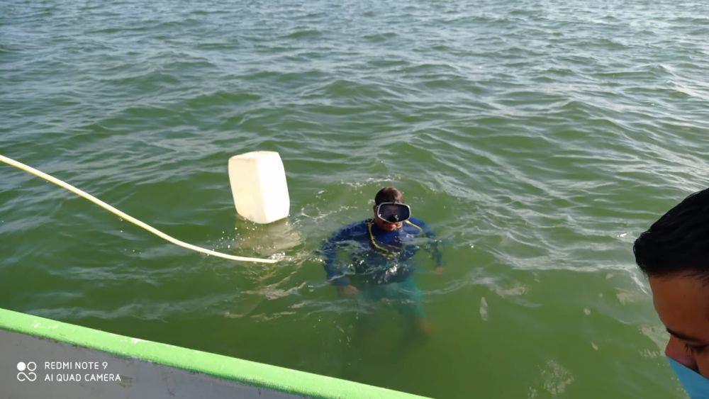 Hallan fuga en línea que abastece de agua a la isla Holbox.