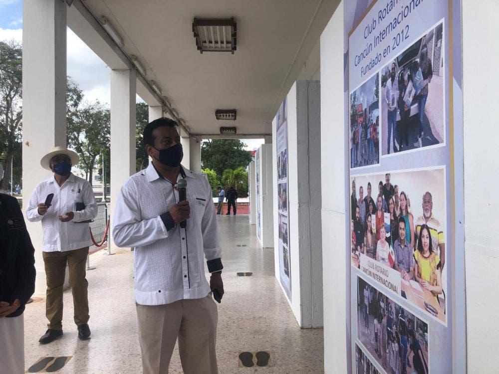 Honra el Congreso la labor de los rotarios de Quintana Roo; en la sesión de este día se leerá el decreto por el Día del Movimiento Rotario.