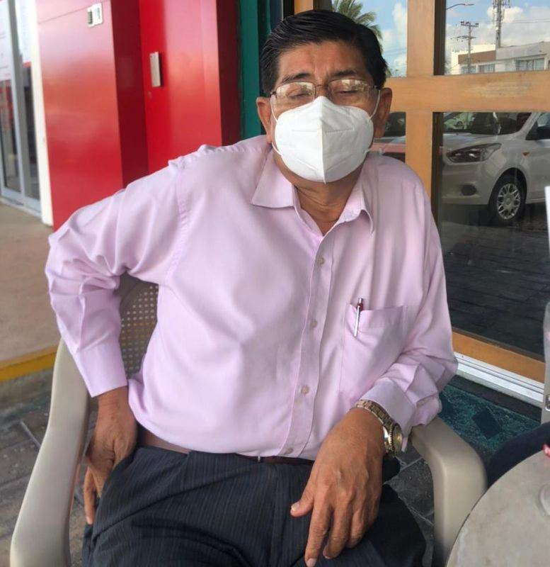Denuncia Lorenzo Chilón fraude en el proceso interno de RSP.