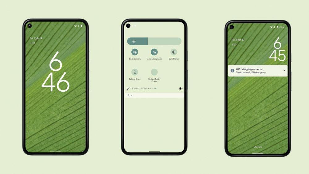 Más privacidad y actualización en diseños de notificaciones